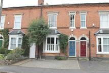 4 bedroom Terraced home in Ethel Road, Harborne