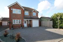 Detached home in Ostlers Drive, Ashford...