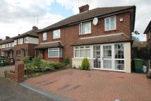 3 bed semi detached property for sale in Hensworth Road, Ashford...