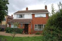 4 bed Detached property to rent in Copthall Lane...