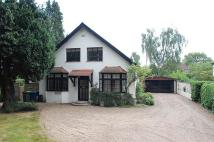 4 bedroom Detached house in Rickmansworth Lane...