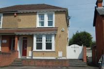 3 bed semi detached property in Gold Hill North...