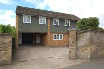 Detached property in Heath End Road...