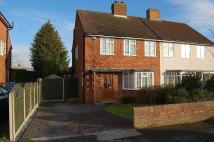 semi detached home in Buckingham Way...