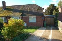 2 bed Bungalow to rent in Roman Way, Bourne End...