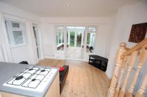 1 bedroom Flat to rent in Annexe with conservatory...