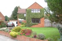 Detached property for sale in Heath End Road...