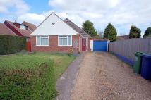 Green Crescent Detached Bungalow for sale