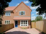 3 bed semi detached property in Sedgmoor Road...
