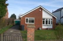 3 bedroom Detached Bungalow in Sedgmoor Road...