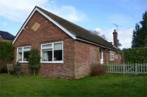 3 bed Detached Bungalow in Florence Road, FLEET...