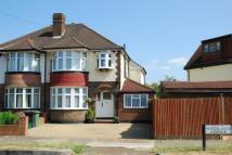 3 bed semi detached home for sale in Woodlands Avenue...