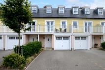 Terraced property in Westmount Close...