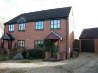 semi detached home in Craven Close, Harlaxton...