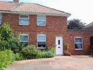 semi detached home in Newark Lane...