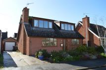 Detached home for sale in St. Annes Close, Sleaford