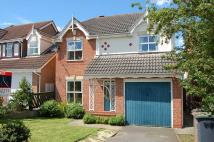 Detached home in Eagle Drive, Sleaford