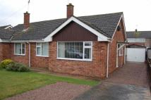 Semi-Detached Bungalow in Ruskington