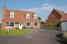 3 bed Detached property in Chestnut Close, Digby...