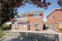 Detached home in Studland Road...