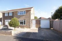 3 bedroom semi detached home for sale in Skipper Way...