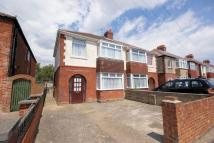 3 bedroom semi detached home in Elmore Avenue...