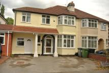 4 bed home in Stanway Road, Shirley...
