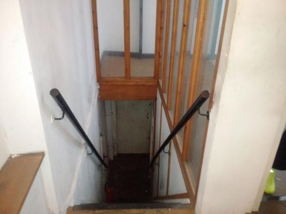STAIOR CASE FROM 1ST FLOOR LANDING