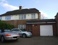 4 bed semi detached property in The Ridgeway, St Albans...