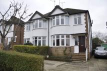 3 bed semi detached property in Borough Way, Potters Bar...