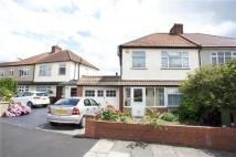 3 bedroom semi detached house for sale in Selwyn Crescent...