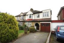 4 bed semi detached house in Marne Avenue...
