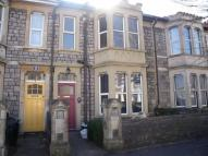 3 bedroom Terraced house to rent in Weston Super Mare