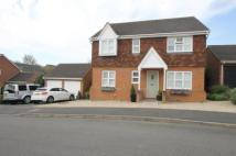 4 bed Detached home in Richborough Drive...