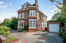 Detached house in Park Avenue, Gillingham...