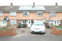 Terraced home in Medhurst Crescent...