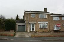 semi detached house in Tudor Road, Sudbury...