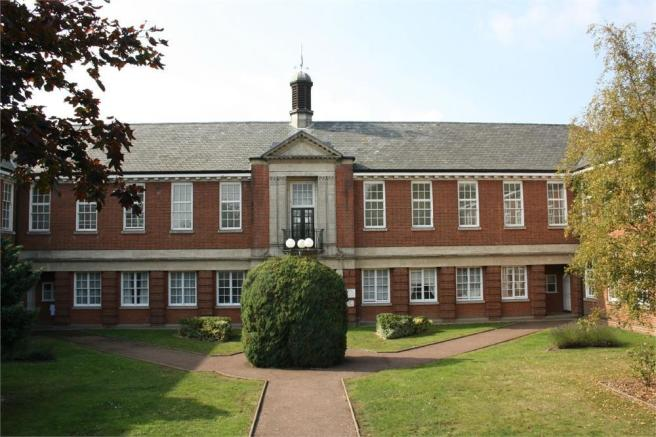 1 bedroom flat for sale in old school house shotley gate