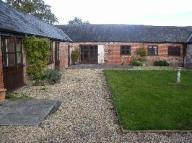 2 bed Barn Conversion to rent in Semley
