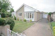 Bungalow in Warden Close, Cantley...