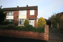 semi detached home in Rose Crescent...
