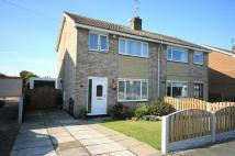 semi detached home in Bretby Close, Cantley...