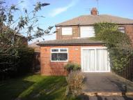 3 bed semi detached house for sale in Highfield Road...