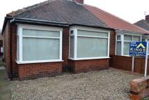 Semi-Detached Bungalow in Cypress Road, Redcar...