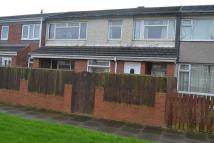 Terraced house in Cropton Close, Redcar...