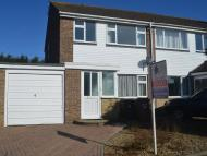 semi detached property in Cordon Crescent...