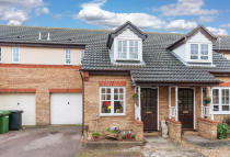 Terraced home for sale in Knights Close...