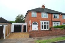 semi detached property in Boma Road, Trentham...