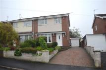 semi detached house to rent in Spey Drive, Kidsgrove...