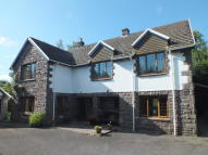 Detached house in Llangorse, Brecon, LD3